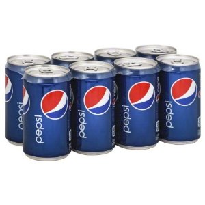 pepsi can 8 pack Pepsi Mini Can 8 Pack Only $1.50 at Walgreens!