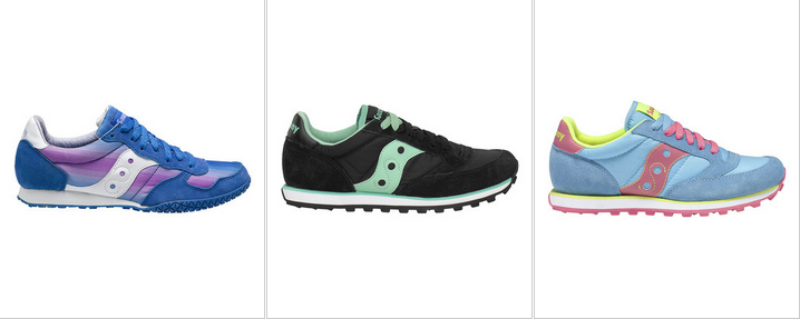 saucony Saucony Shoes for the Whole Family Up to 55% Off!