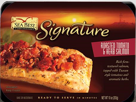 seabest FREE Package Of Sea Best Signature Seafood Entrees at Publix!