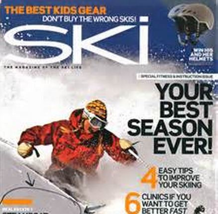 ski magazine FREE Subscription to Ski Magazine!