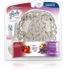 starterkit FREE Glade Plugins Scented Oil Customizables Starter Kit at Target!