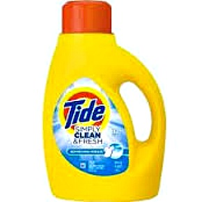 tidecleanfresh1 Tide Laundry Detergent Only $2.24 at Rite Aid!