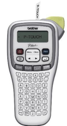 Brother Label Maker Brother Easy Handheld Label Maker Just $9.99  (reg. $34.99)