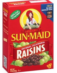 Capture38 New $2.00/1 Sun Maid Raisins Coupon= $.79 at ShopRite!