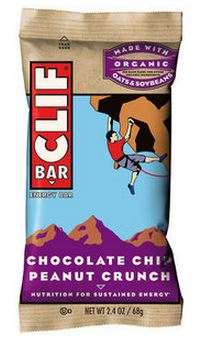 Clif Chocolate Chip Peanut Crunch Bar FREE Clif Bar from CVS