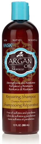 Hask ArganOil bottle 100 FREE HASK Haircare Prize Baskets! $35 Value!