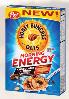 Honey Bunches of Oats Morning Energy Honey Bunches of Oats Just 55‏¢ at Target