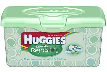 Huggies baby wipes1 FREE Huggies Baby Wipes