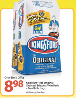 Kingsford Charcoal at Walmart Kingsford Charcoal Just $4.49 Each at Walmart!