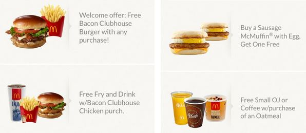 McDs offers McDonalds App: FREE Bacon Burger with ANY Purchase + Much More!
