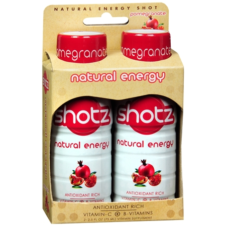 Shotz FREE Shotz All Natural Energy Drinks at Walgreens