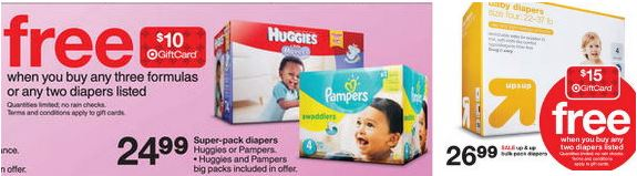 Target diaper deals HOT Diapers Deals at Target  Last Day!