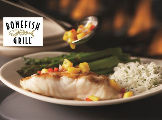bonefish grill 2 Free Offers at Bonefish Grill!! BOGO Free Entree & Free Bang Bang Shrimp!