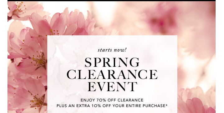 coachclearance Coach Factory: 70% off Clearance Items + Extra 10% off!