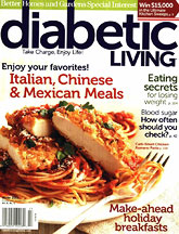 FREE Subscription to Diabetic Living Magazine!