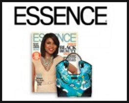 essence FREE Subscription to Essence Magazine and Tote Bag with RecycleBank Points!