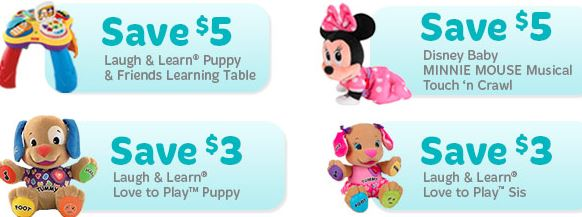 fisher price coupons Fisher Price Toys $40 off‏ in Coupons!