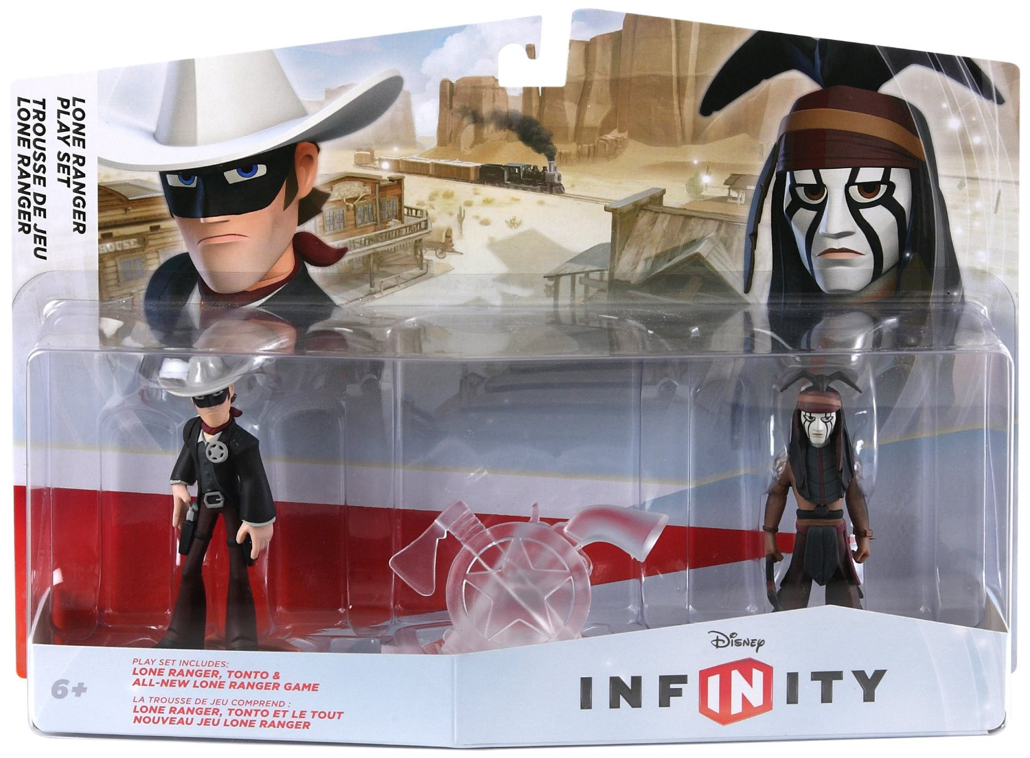infinity lone ranger Disney Infinity Play Sets Just $19.99 (reg. $34.99)
