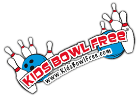 kids bowl free logo FREE Summer Bowling for Kids!