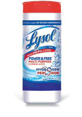 lysol FREE Lysol Wipes at CVS!