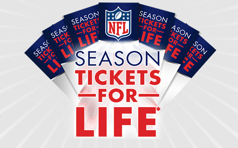 nfl Gillettes Best a Fan Can Get Sweepstakes   Win Free NFL Season Tickets for Life, Gift Cards and MORE!