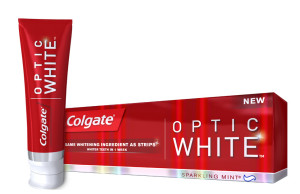 optic white colgate toothpaste 300x194 Colgate Optic White Toothpaste Only $0.49 at Target!