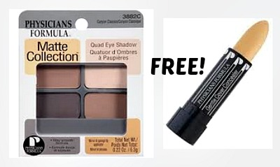 pf FREE Physicians Formula Cosmetics at CVS!