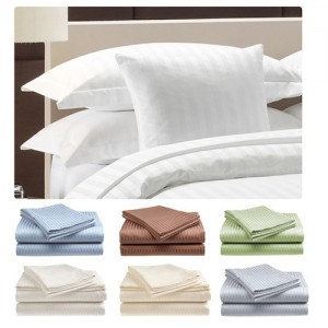 sheets gearsx Hotel Life 100% Cotton Sateen Sheets only $20.99 shipped (reg $69.99)
