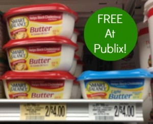 smart balance publix 300x242 FREE Smart Balance Butter at Publix!