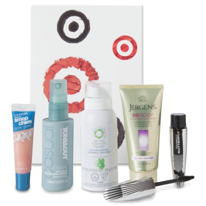 target beauty box HOT   Free Target Beauty Gift Box   just pay shipping!