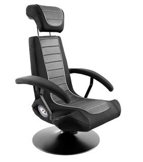 video game chair BoomChair Wireless Vector Video Rocker only $79 shipped (reg $159.88)