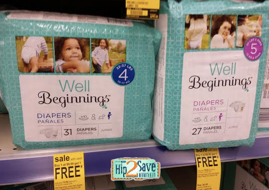 well beginnings diapers at walgreens Walgreens Diapers and Training Pants as Low as $3.50 Per Jumbo Pack