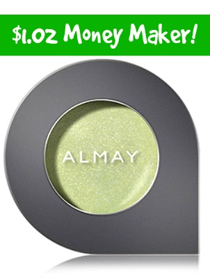 Almay softies $1.02 Money Maker on Almay Eye Shadow at CVS!
