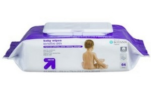 Baby Wipes Coupons 300x189 Up & Up Baby Wipes Only $.95 at Target!