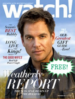 CBS Watch Magazine FREE 1 Year Subscription to CBS Watch Magazine!