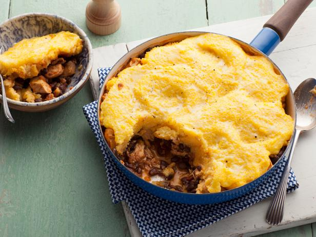 Recipe: Chicken Tamale Pie