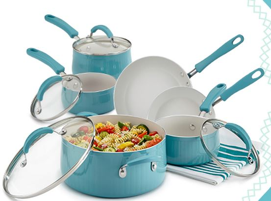 Farberware Enter to Win FREE Farberware Pots and Pans Set