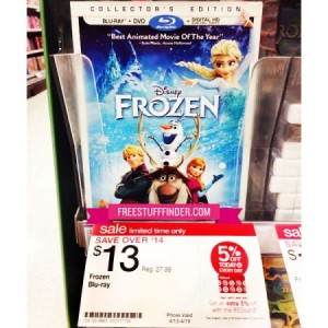 Frozen 450x450 300x300 Frozen Collectors Edition Blu Ray+DVD+Digital Copy Combo Pack As Low As $1.75 at Target!