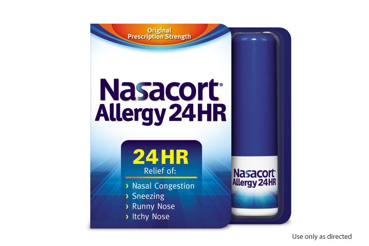 Nasacort Image uad HOT! FREE Full Size Bottle of Nasacort Allergry 24HR Nasal Spray! First 5,000!  $13.99 Value!!!