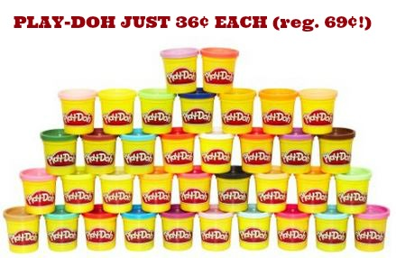 Play Doh Mega Pack Play Doh Mega Pack 36 Cans Just $13.12 (reg. $24.99)