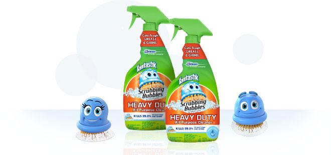 Scrubbing Bubbles cleaner Scrubbing Bubbles Cleaner Just 37¢ at Target  Last Day