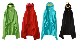 Angry Birds, Cars, and More Character Hooded Wrap Blankets Only $4.96 (Reg. $34)!