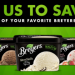 breyers facebook coupon