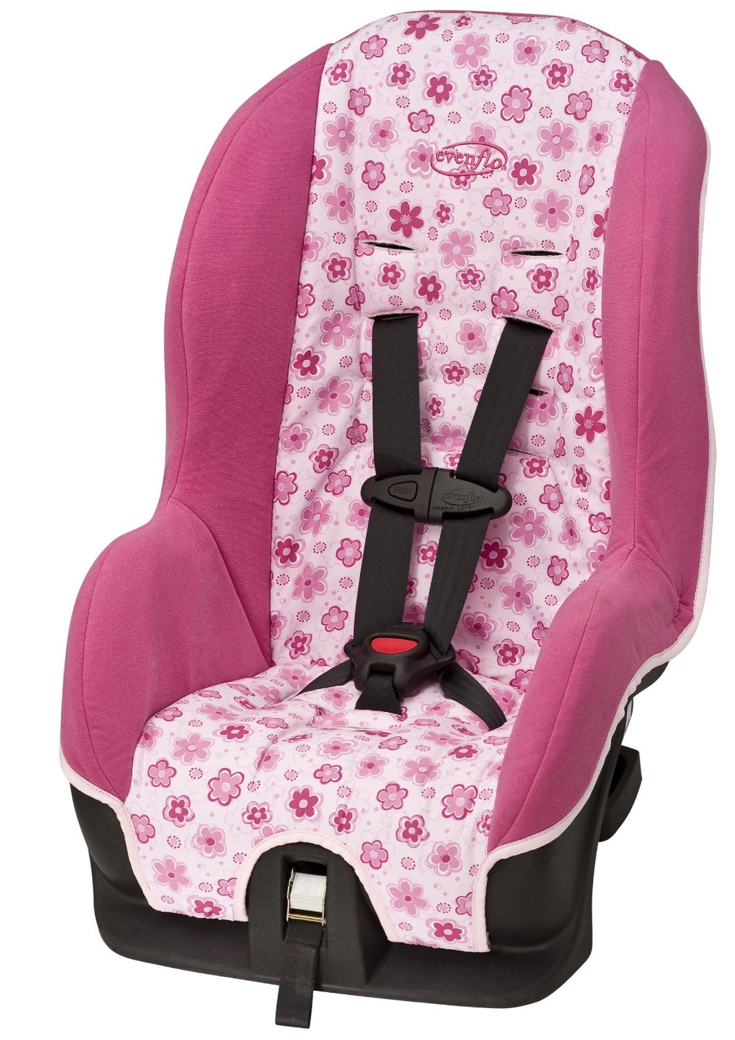 Highly Rated Evenflo Tribute Sport Convertible Car Seat in Daisy ...