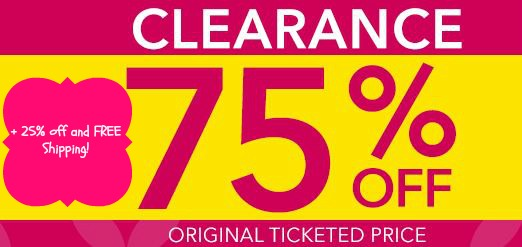 claire *HOT* Claires: 75% Off Clearance + Extra 25% Off Code + FREE 2 Day Shipping!