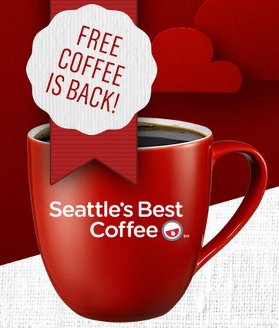 coffee FREE Seattle's Best Coffee Sample  HURRY!