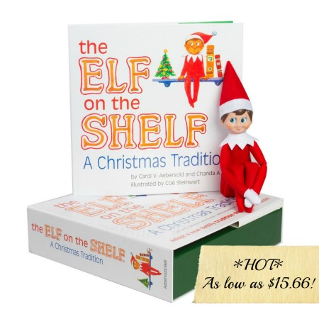 elf on the shelf 1024x10241 *HOT* The Elf on the Shelf Deals  As Low As $15.66!