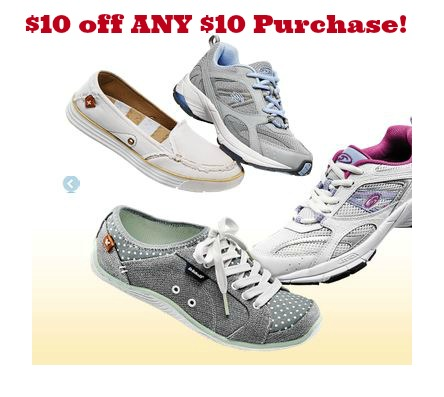 famous footwear 10 off Famous Footwear Coupon: $10 off ANY $10 Purchase