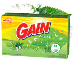 gain Gain Dryer Sheets Only $0.97 at Walmart!