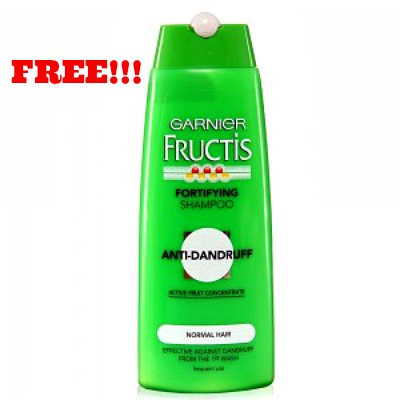 garnier fructis coupons 300x300 FREE Garnier Fructis Shampoo or Conditioner at Dollar Tree!